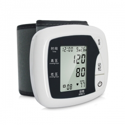 Electronic Wrist Blood Pressure Monitor