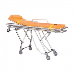 Multi-Position Aluminum Ambulance Stretcher