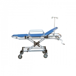 Aluminum Stretcher Rescue Bed