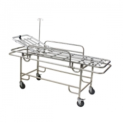 Stainless Rescue Bed Stretcher