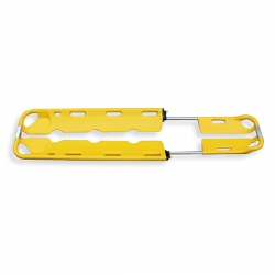 Retractable Plastic Scoop Stretcher