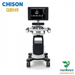 Trolley Color Doppler Ultrasound CHISON QBit5