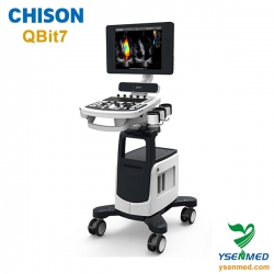 Trolley Color Doppler CHISON Ultrasound CHISON Qbit7