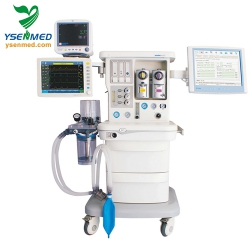 luxurious comprehensive mobile anesthesia machine YSAV700