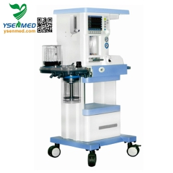 8.0 inch color screen anesthesia machine YSAV600D