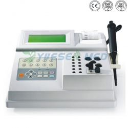 Double Working Channels Coagulation Analyzer YSTE502A ​
