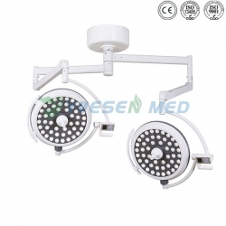 Double Dome Ceiling Led Operation Theatre Lights YSOT-LED5050A