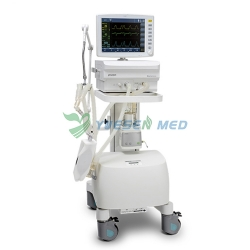 Advance Mobile ICU Ventilator With Air Compressor YSAV5000D