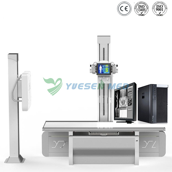 65KW/800mA High Frequency Digital X-ray System YSX800D